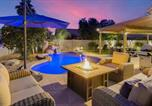 Location vacances Litchfield Park - Desert Vacation Home with Waterfall Pool-4