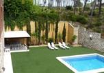 Location vacances Canyelles - Holiday home Carrer de L'Estrella-3