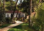 Camping avec Chèques vacances Laurens - Camping Résidentiel La Pinède-3