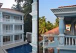 Location vacances Bardez - Vanitin De Goa-1
