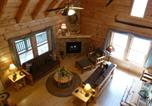 Location vacances Robbinsville - Log Cabin-2
