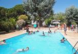 Camping Alpes-Maritimes - Camping Le Plateau des Chasses