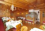 Hôtel Donnersbachwald - Landhotel Häuserl im Wald-4