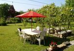 Location vacances Noyers - Maison De Vacances - Marmeaux-4