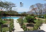 Location vacances Paquera - Casa Amarilla Playa Naranjo-1