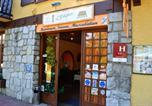 Hôtel Saint-Girod - Hôtel Restaurant Davat-1