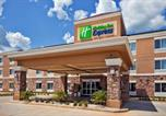 Hôtel Rio Grande City - Holiday Inn Express & Suites - Mcallen - Medical Center Area-2