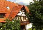 Location vacances Sasbachwalden - Ferienapartment Dufner-2