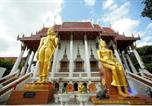 Hôtel Pom Prap Sattru Phai - Smile Inn-1