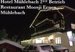 Hôtel Niederwald - Hotel Mühlebach - Restaurant Moosji-1