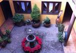 Hôtel Sayula - Meson Luna Sacra-4