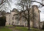Hôtel Siecq - Château de Gourville-3