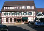 Hôtel Gomadingen - Hotel-Restaurant & Metzgerei Rößle-2