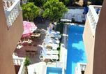 Hôtel Şirinyer - Efe Maris Apart-3