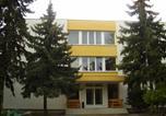 Hôtel Szombathely - Szombathelyi Egyetemi Kollégium-1