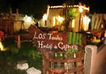 Hôtel Cafayate - Los Toneles-3