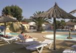 Camping avec Club enfants / Top famille Languedoc-Roussillon - Camping La Presqu'île-1