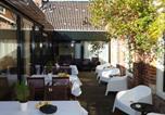 Hôtel Schiermonnikoog - De Abdij van Dokkum-3