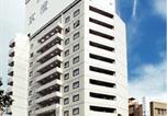 Hôtel Kurashiki - Toyoko Inn Kurashiki-eki Minami-guchi-1