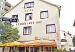 Hôtel Bad Vilbel - Bornheimer Hof-2