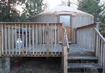 Villages vacances Blaine - Mount Vernon Camping Resort 20 ft. Yurt 3-2