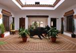 Hôtel Navas del Madroño - Apartamentos Turisticos Los Alisos-1