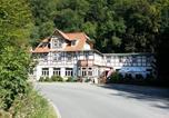 Location vacances Friedrichsbrunn - Hotel Zur Luppbode-1