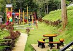 Villages vacances Jerantut - Lake Chini Resort-1