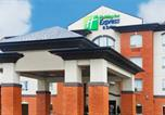 Hôtel Slave Lake - Holiday Inn Express Hotel & Suites - Slave Lake-3