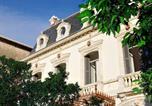 Hôtel 4 étoiles Béziers - L'Hôtel Particulier Beziers-2