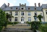 Hôtel La Ville-aux-Clercs - Chateau de la Voute-2