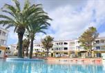 Location vacances Cala en Blanes - Apartamento en la playa con piscina-4