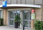 Hôtel Courcelles-Chaussy - Ibis budget Metz Technopole-1