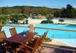 Camping avec Quartiers VIP / Premium Plouharnel - Castel La Grande Métairie-4