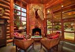 Hôtel Townsend - Bearskin Lodge on the River-4