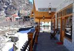 Hôtel Bajaura - The White Stone Resort-1