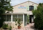 Hôtel Six-Fours-les-Plages - Villa Myami-1