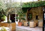 Hôtel Fontevraud-l'Abbaye - Le Patio-4