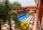 Hôtel Sihanoukville - Beach Road Hotel-4