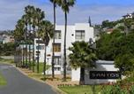 Location vacances Mossel Bay - Santos Beach Apartment-1