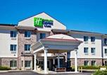Hôtel Elk City - Holiday Inn Express & Suites Clinton-2