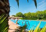 Camping avec Ambiance club Fréjus - Camping La Plage d'Argens-1