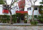 Location vacances Puerto Morelos - Casa Gaia-3