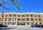 Hôtel Napier - Shoreline Motel-3