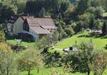 Location vacances Weinheim - Ferienhof zum Grünen Baum-1