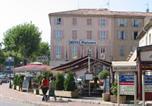 Hôtel Nans-les-Pins - Hotel Plaisance-4