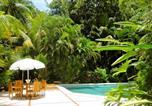 Hôtel Dominical - Hotel Roca Verde-3