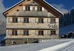 Hôtel Lingenau - Jagdgasthaus Egender-2