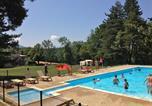 Camping avec WIFI Recoubeau-Jansac - Le Grand Bois-1