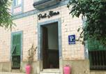 Hôtel Los Barrios - Pink House Tarifa-2